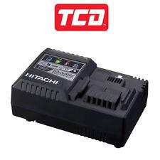 Hitachi Uc18ysl3 slide Rapid cargador 14.4/18v Li-Ion