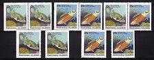 101909/ Marshall Islands 1988 - Mi 172/3 D - Freimarken: Fische - ** - M€ 12,50