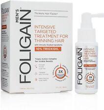 FOLIGAIN HAIR REGROWTH TREATMENT For Men with 10% Trioxidil® (2oz) 59ml