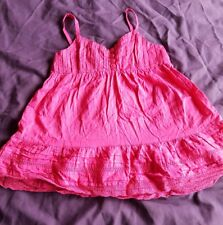 girls summer top 3 to 4 years great condition