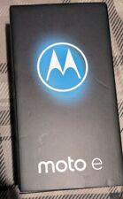 "Motorola Moto E (2020) - 32gb - 6.2"" - Blue - Sprint - Brand New"