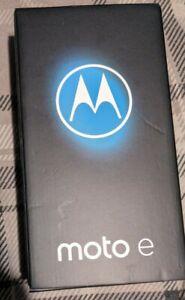 "Motorola Moto E (2020) - 32gb - 6.2"" - Blue - Tmobile/Sprint - Brand New"