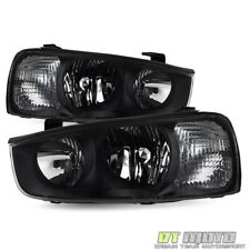 For 2001-2003 Elantra Replacement Headlights Headlamps Front Lights Left+Right
