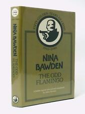 NINA BAWDEN - signed - The Odd Flamingo 1980 HB DW Collins Crime Club Jubilee Ed