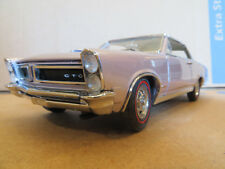 Danbury Mint  1965 GTO  IRIS MIST COUPE  MINT CONDITION
