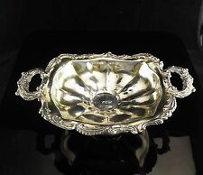 Silver Imperial Russian Candy Bowl