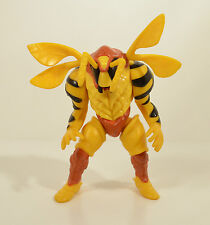 "1994 Grumble Bee 5.5"" Bandai Action Figure Power Rangers Evil Space Alien Vilain"
