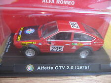 1/43  ALFA ROMEO ALFETTA GTV 2.0 1976