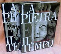 2 VOL.LA PIETRA E IL TEMPO LIBRO LIBRO DEL RESTAURO BASILICA S. PIETRO+VHS-NUOVO