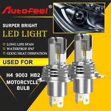 H4 9003 Plug Led Headlight Bulbs Kit 6000K 200W Hid White Lights High Low Power(Fits: Neon)