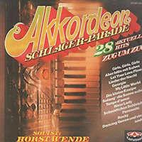 Horst Wende Akkordeon Schlagerparade LP Vinyl Schallplatte 171710
