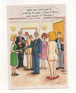 Funny seaside humour nothing to wear distr by J. Salmon