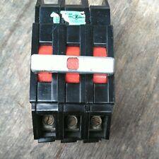 Zinsco Q24 20amp 3 Phase Pole 20A 20 Amp Breaker