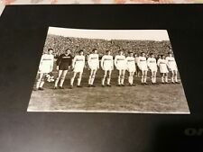 HUNGARY NATIONAL FOOTBALL TEAM, ORIGINAL PHOTO 1960'S