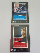 PSYCHO 2 DISC SPECIAL EDN  ALFRED HITCHCOCK DVD + REAR WINDOW DVD