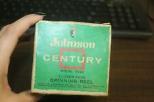 Johnson Century Model 100B Vintage Spinning Reel