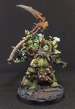 Warhammer 40k tifus, Herald de la peste Dios (protector de la muerte) - Pro Pintado
