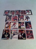*****Guy Carbonneau*****  Lot of 100+ cards.....48 DIFFERENT / Hockey