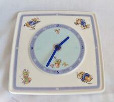 Wedgwood Peter Rabbit Wall Clock