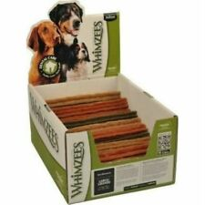 Paragon 154114 Whimzees Stix Dental Treat for Dogs Large 50 Count