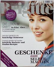 Brigitte 2011, Heft 25