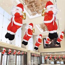 30cm Weihnachtsgeschenke Dekoration Cartoon Stoffe Weihnachtsmann Showcase Decor