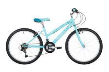 """Freespirit Trouble 24"""" Bicicleta de Montaña para Mujer Turquesa"""