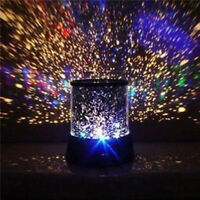 Calming Autism Sensory ADHD Relax LED Light Projector Starry Sky Multicolor Lamp