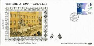 Guernsey Clearance 1985 Benham Liberation of Guernsey FDC