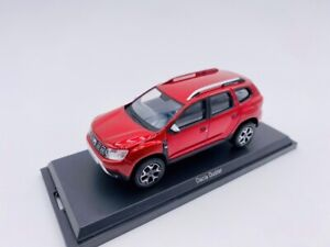 Dacia Duster 2018 Flamme Red