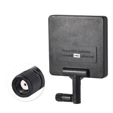 2.4GHz 8dBi Directional RP-SMA-M WIFI Panel Antenna for WiFi Booster IP Camera