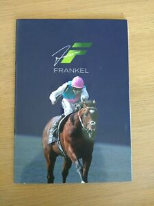 Frankel horse racing memorabilia