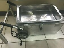 Soup or food holder steam hot unit 115 V countertop, 115 V - 10 amps,