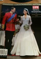 ❤-LIFE Magazine, EXPANDED COMMEMORATIVE EDITION, THE ROYAL WEDING GUC