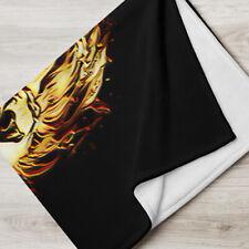 Hebrew Mode - On 02-02 Throw Blanket