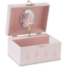 Girl's Musical Ballerina Jewelry Box (NIB)