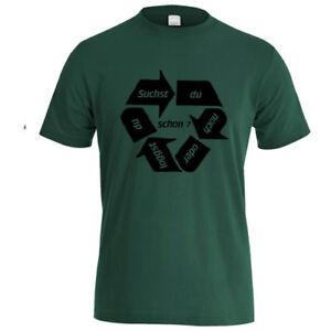 Dosensucher  Gr. S - 5XL T-Shirt Geocaching Bekleidung Übergröße Cacher