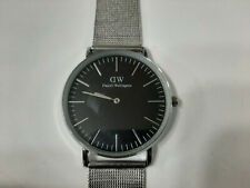 Daniel Wellington Japan Movement nero orologio quartz (batteria) 40 mm