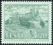 Estonian Architecture Postal Stamps