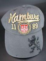 Basecap Hamburg Baseball Kappe hochwertig ,Souvenir Germany Deutschland,NEW