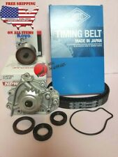Timing Belt Kit + Water Pump JAPAN Integra 90-01 B18B1  CRV 97-01 B20B4 B20Z2