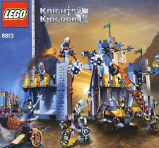 NEW Lego Castle Knights Kingdom #8813 Battle at the Pass SEALED