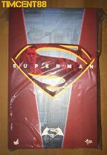 Ready Hot Toys MMS343 Batman V Superman Dawn of Justice Henry Cavill 1/6 Normal