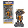 Guardians Of The Galaxy ROCKET RACCOON Wacky Wobbler Bobble-Head Official