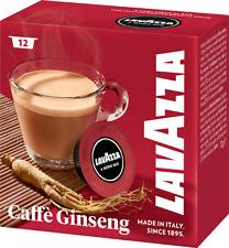 120 lavazza A MODO MIO GINSENG originali cialde caffe  capsule caffe gingseng