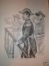 Français l'Amiral Alfred Gervais Paul Renouard 1891 Imprimer