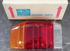 GENUINE Subaru Brumby Ute RH or LH Tail Light Lens NEW