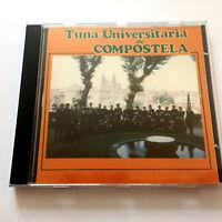 Tuna Universitaria De Compostela (CD) Dir. Isaac V. Alvite Clave Records 7003-CD