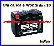 Batteria BS SLA Gel HONDA DN-01 700 08>09 NSA carica pronta all'uso 2008 2009