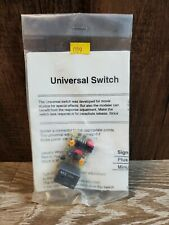 RC Aircraft Models Universal switch